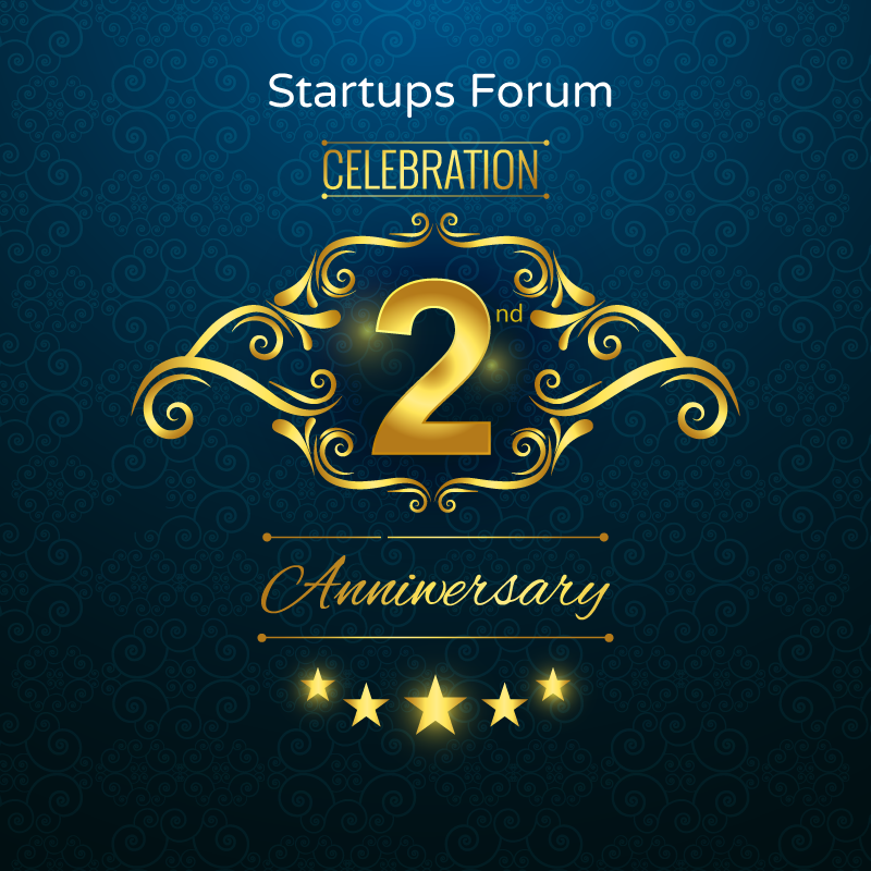 Startups Forum Turns Two Years Old